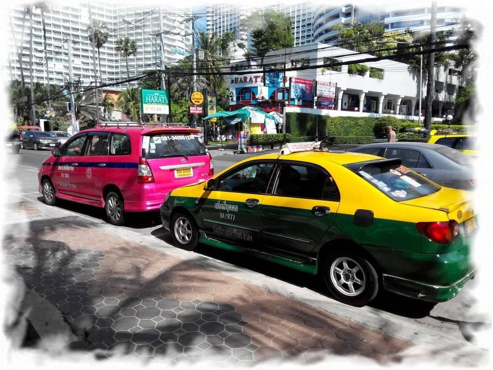 Из аэропорта бангкока в паттайю на автобусе, такси и поезде