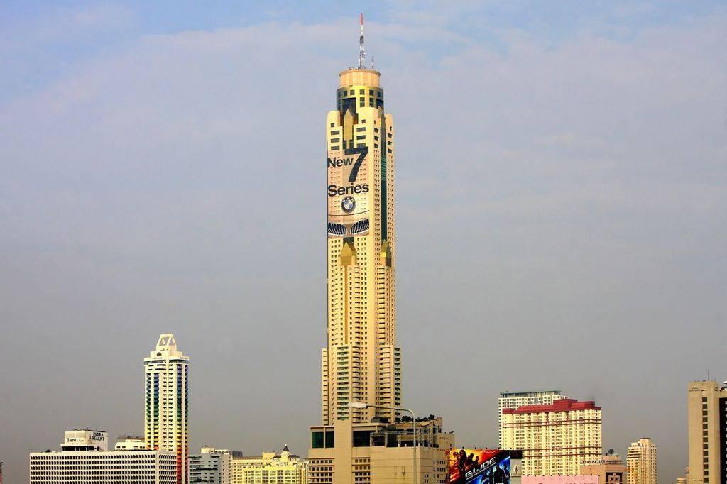 Байок скай, бангкок. отель, ресторан, высота, смотровая площадка, фото, сайт, как добраться – туристер.ру