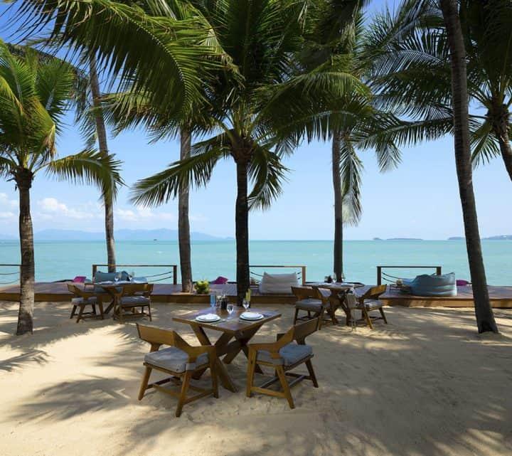 Где остановиться на самуи: лучшие отели с ценами и ссылками и пляжи +видео