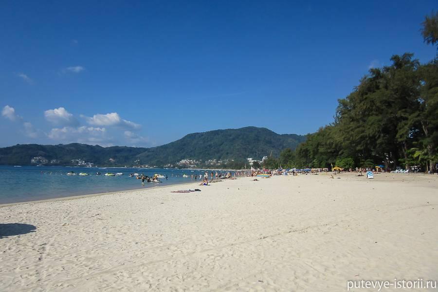 Пляж патонг - обзор самого известного пляжа на пхукете - thailand-trip.org