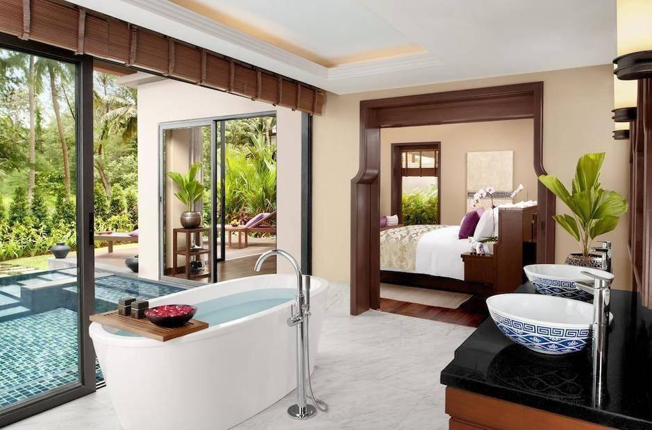 Лучшие отели пхукета 4 звезды с собственным пляжем на первой линии: фото, описание, карта отелей, отзывы