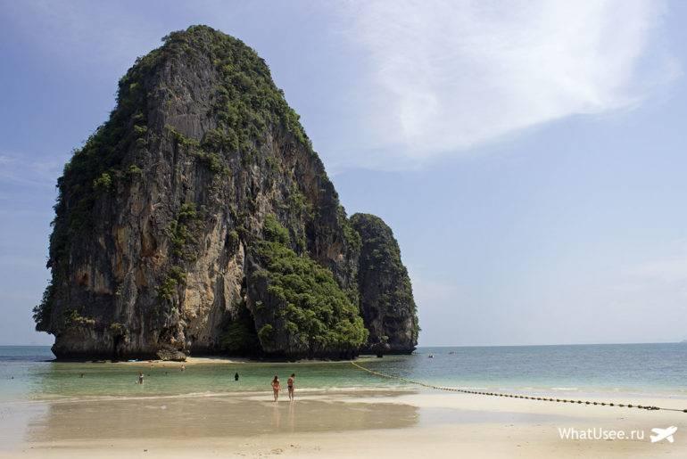 Пляж ао нанг в краби: фото, отели, как добраться, карта