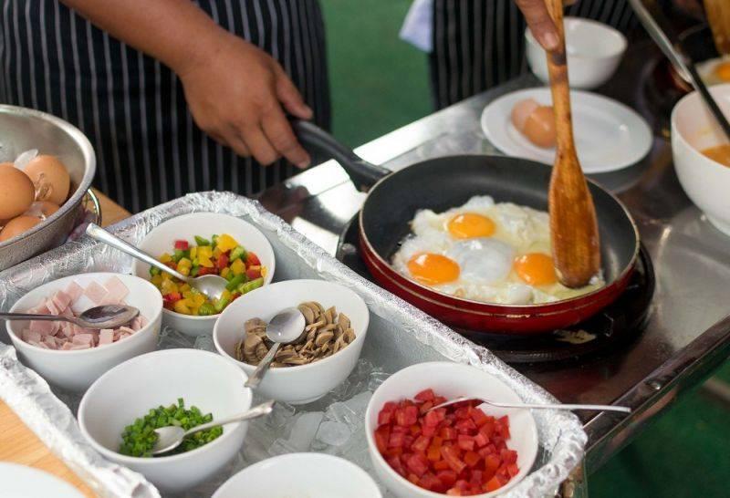 Тайская кухня. как мы обучались тайской кухне в бангкоке.