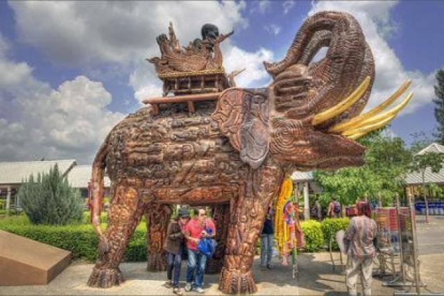 Город и курорт хуа хин — любимец королей