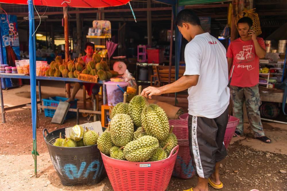 Фрукты таиланда: самый полный обзор с фото и названиями