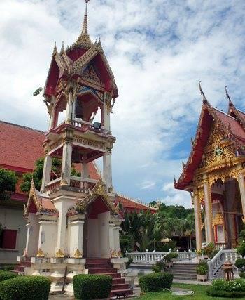 Ват чалонг: самый красивый буддистский храм королевства таиланд