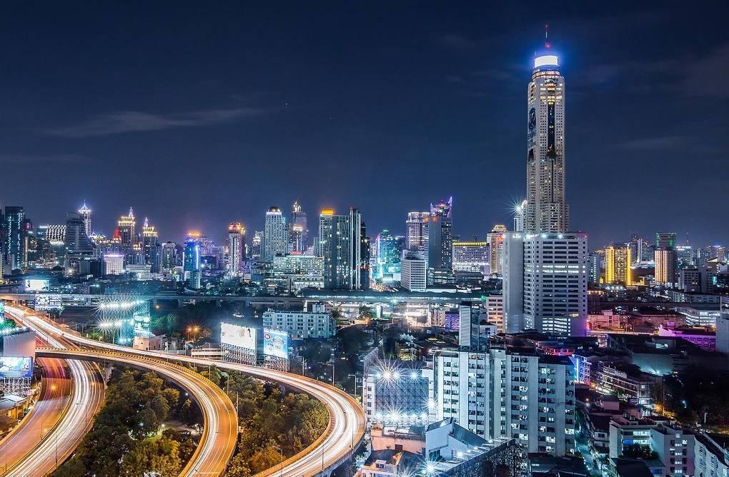 Башня байок скай – самый посещаемой отель бангкока