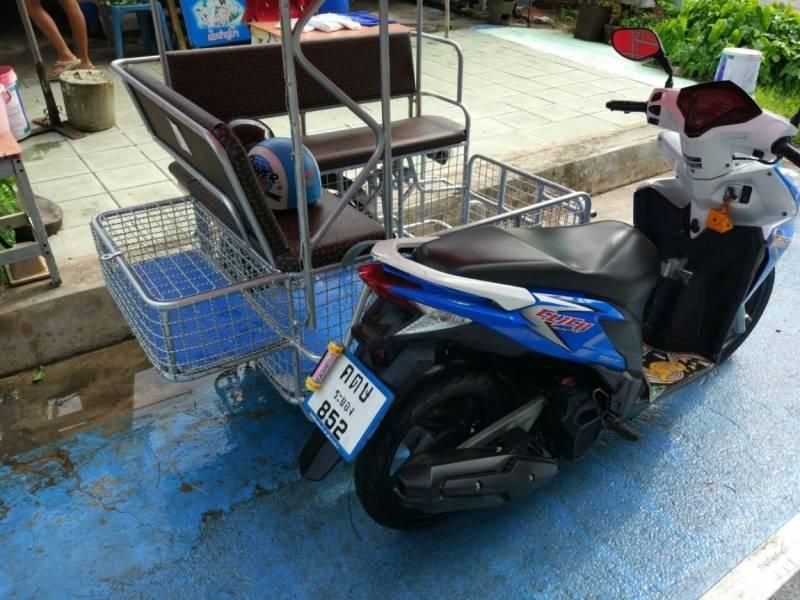 Правила аренды мотоцикла или мопеда в тайланде