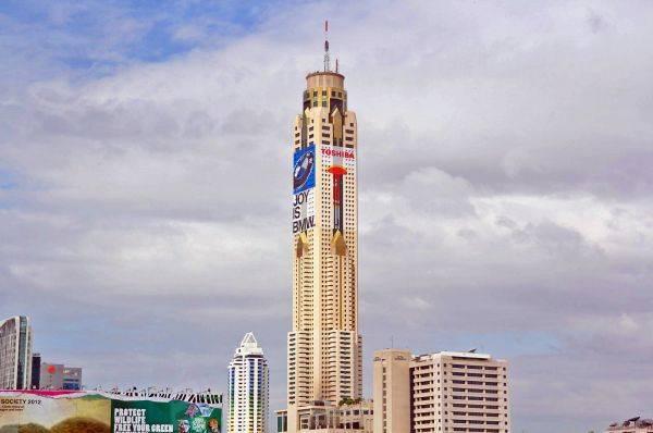 В чем уникальность башни байок скай в бангкоке: отзывы и фото