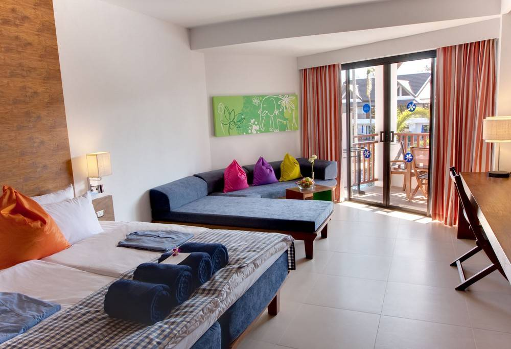Пляж камала, пхукет: отели и развлечения, фото и карта