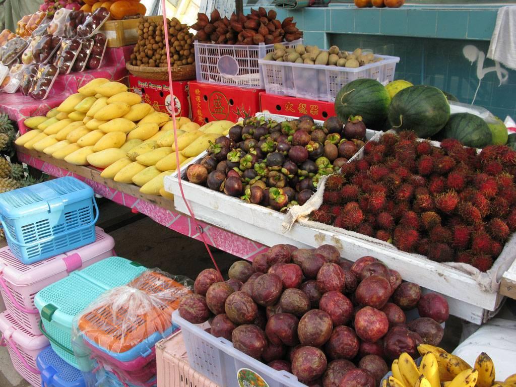 Ввоз фруктов из тайланда в россию 2021