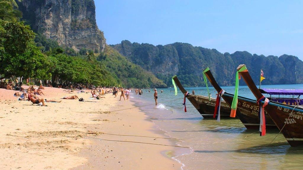 Ао нанг в краби (таиланд)