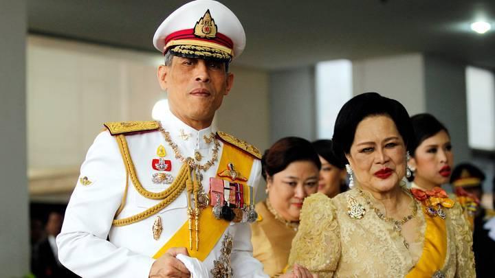 Король тайланда его величество пумипон адуньядет (рама ix)