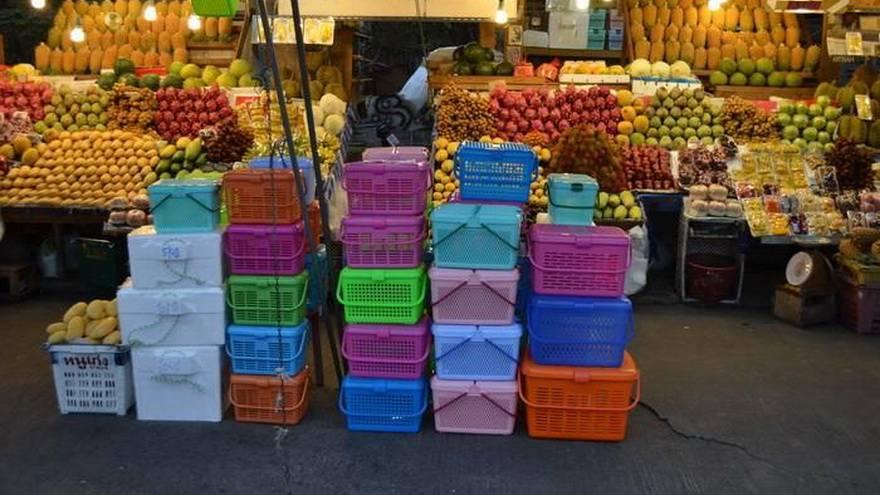 Какие фрукты везут из тайланда - всё о тайланде