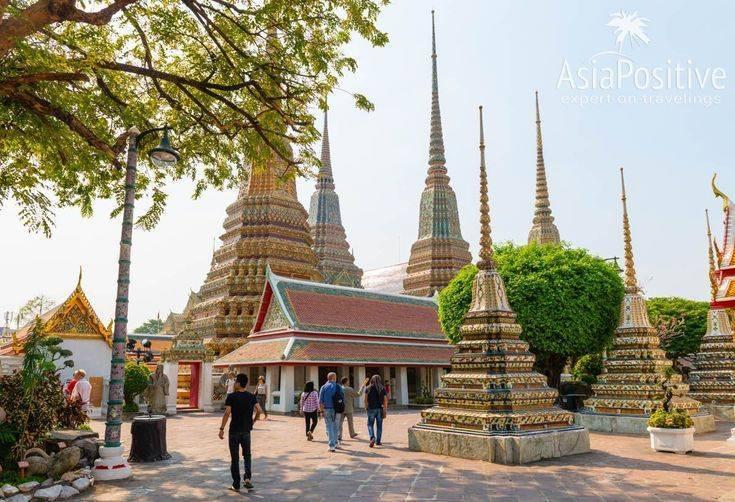 Путеводитель по храмам бангкока, какие стоит посетить