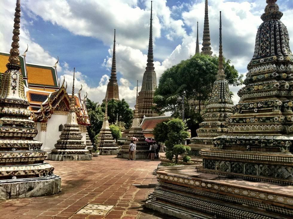 Монастырь ват пхо в таиланде - возможность стать самым счастливым в мире