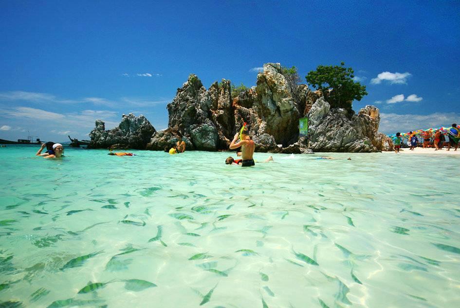 Топ-10 какие острова можно посетить отдыхая на пхукете