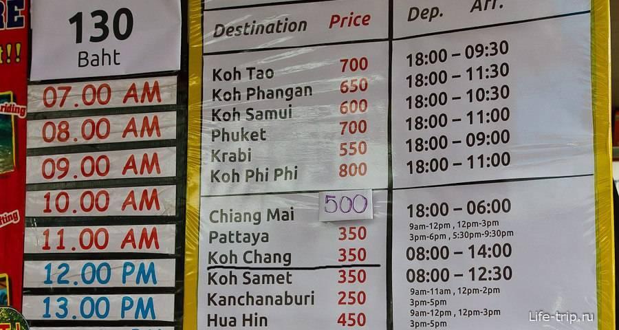 Как добраться с пхукета на самуи - самолет, паром, автобус, поезд, билеты