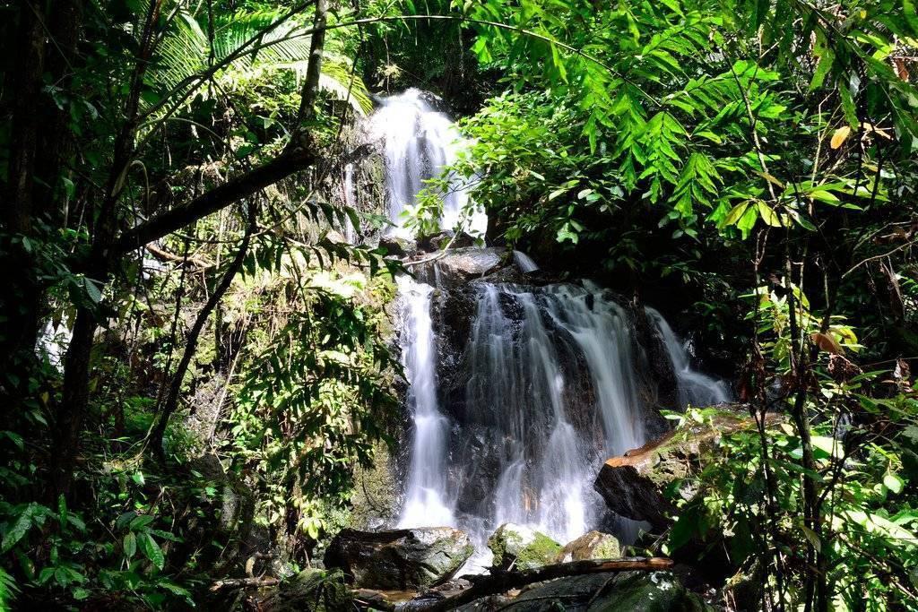 Водопад банг пэ, пхукет, таиланд. отели рядом на карте, фото, видео, как добраться — туристер.ру