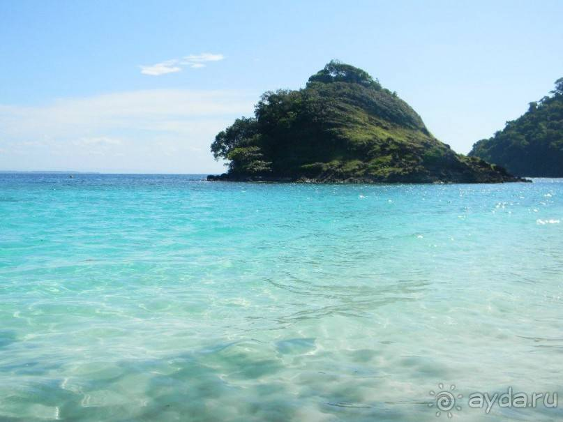 Ко чанг экскурсии с острова