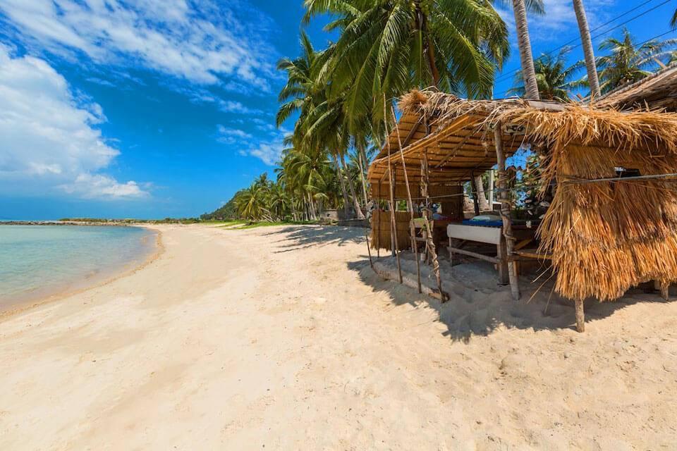 28 лучших пляжей самуи