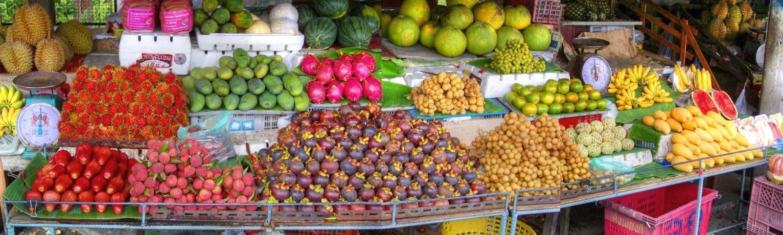 Какие фрукты нельзя вывозить из таиланда в 2021 ???? подробный список запрещенных к вывозу плодов