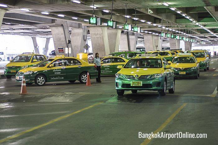 Как добраться из аэропорта бангкока до центра
