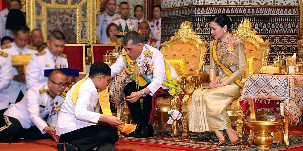 Биография короля таиланда рамы ix. король тайланда рама ix: семья, наследники :: syl.ru