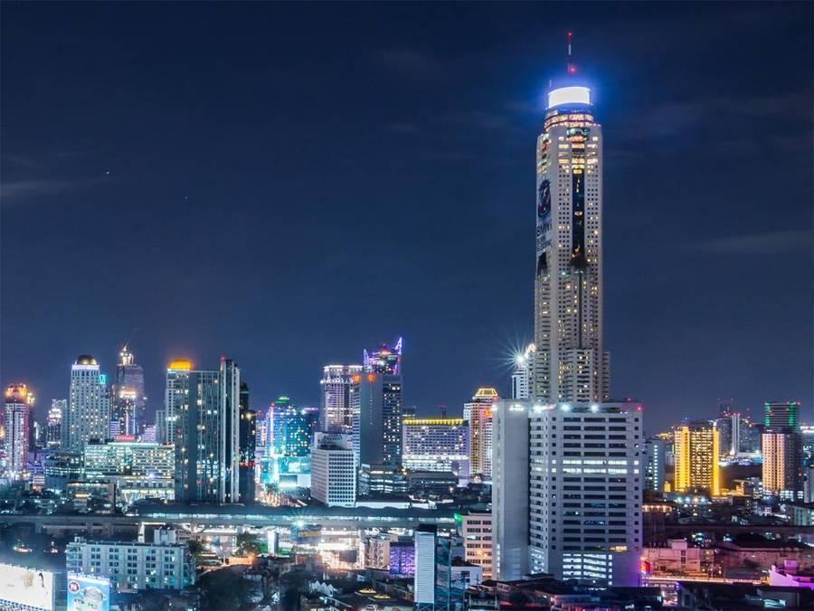 Байок скай, бангкок: описание самой высокой башни, как добраться + смотровые площадки, рестораны и отель baiyoke sky