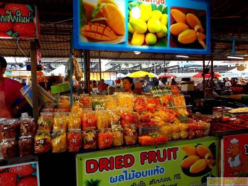 Как везти фрукты из тайланда: все тонкости 2021