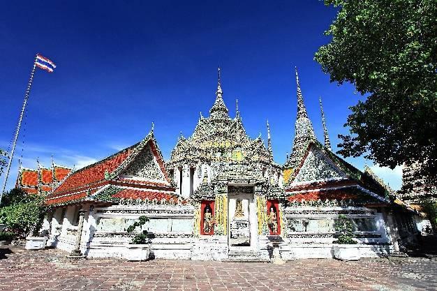 Храм лежащего будды в бангкоке (wat pho) - описание, советы