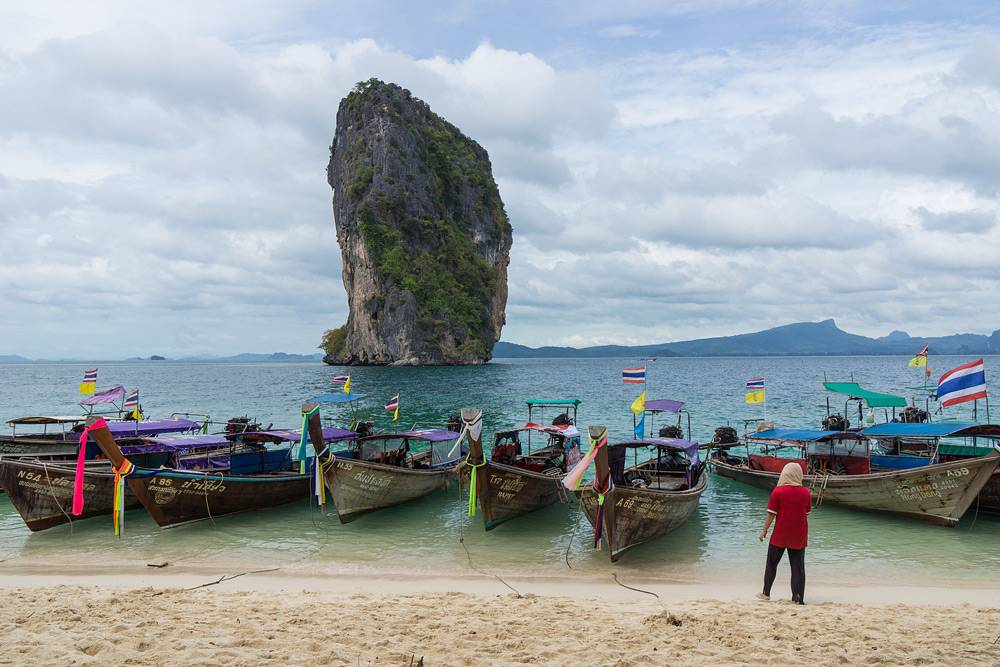 Ао нанг (ao nang beach) – популярный тайский пляж